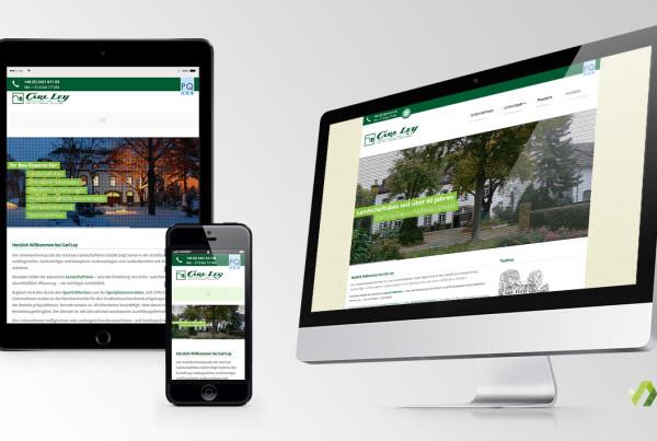 Responsive Webdesign für mobile Endegeräte