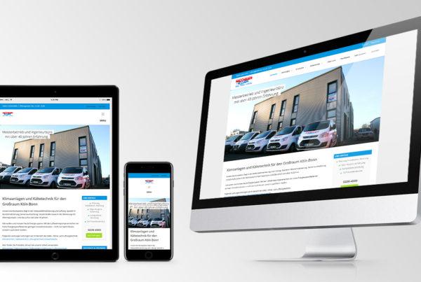 Responsive Webdesign Nesseler + Esser